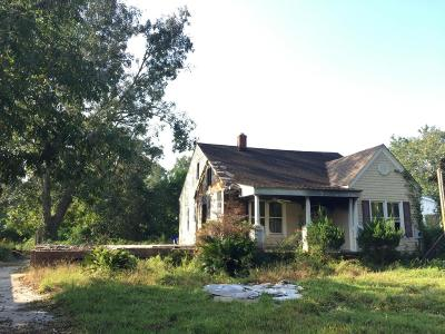 Charleston Single Family Home For Sale: 2035 Wappoo Hall Road