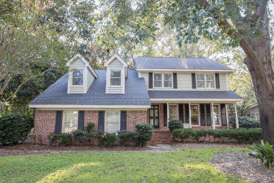 Mount Pleasant Single Family Home For Sale: 751 Bradburn Drive