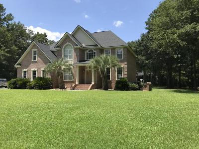 Summerville Single Family Home For Sale: 110 Springbrook Court