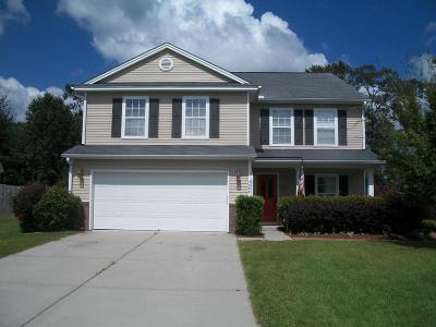 Summerville Single Family Home For Sale: 5048 Ballantine Drive