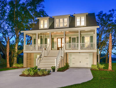 Charleston Single Family Home For Sale: 1153 Hills Plantation Drive