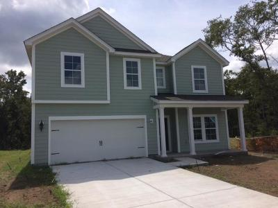 Johns Island Single Family Home For Sale: 1072 Pigeon Point