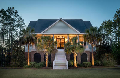 Summerville Single Family Home For Sale: 107 Pine Valley Drive