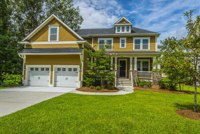 Hanahan Single Family Home For Sale: 6906 Tanner Hall Boulevard