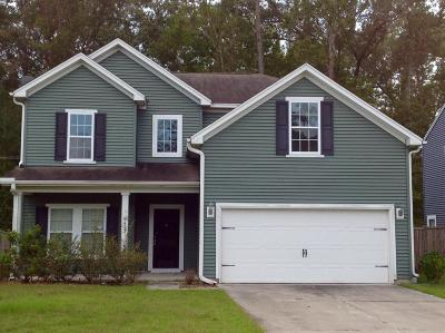 North Charleston Single Family Home For Sale: 8433 Taylor Plantation Road