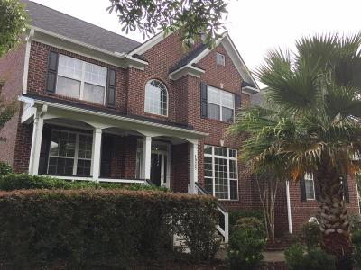 Mount Pleasant Single Family Home For Sale: 1938 Enclave Drive