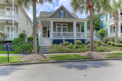 Charleston Single Family Home For Sale: 1144 Barfield Street