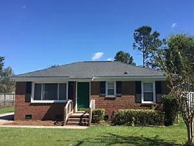 Goose Creek Single Family Home For Sale: 434 Anita Drive