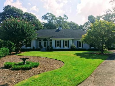 Charleston Single Family Home For Sale: 45 Ripplemoor Lane