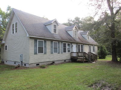 Single Family Home For Sale: 570 Haven Road