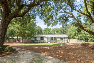 Johns Island Single Family Home For Sale: 3704 Mary Ann Point Road