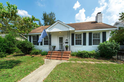 North Charleston Single Family Home For Sale: 4650 Old Park Road