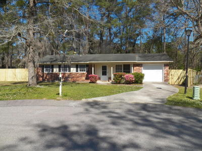 Ladson Single Family Home For Sale: 104 Mary Court