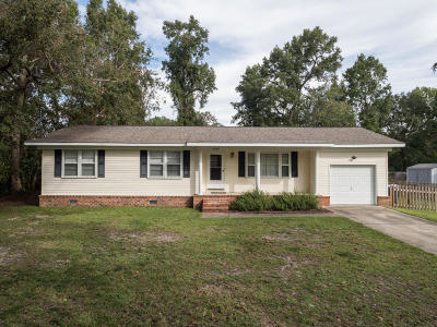 Johns Island Single Family Home For Sale: 3640 Marshfield Road