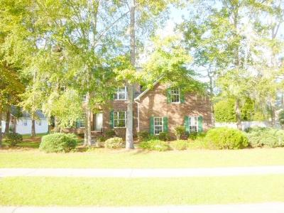 Goose Creek Single Family Home For Sale: 665 Hamlet Circle