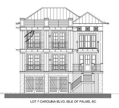 Single Family Home For Sale: 311 Carolina Boulevard