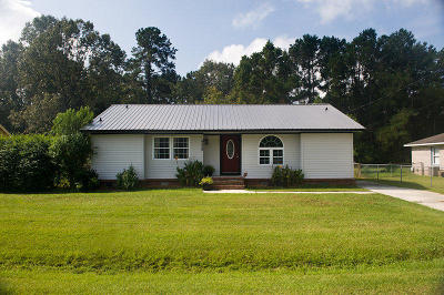 Ladson Single Family Home For Sale: 4429 Outwood Drive