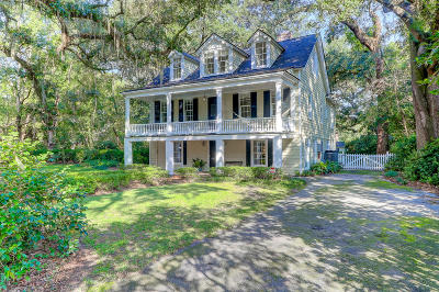 Summerville Single Family Home For Sale: 408 Sumter Avenue