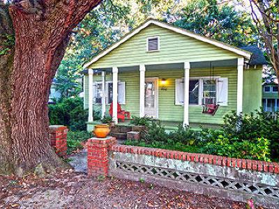 Mount Pleasant Single Family Home For Sale: 456 Morrison Street