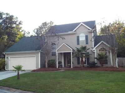 Summerville Single Family Home For Sale: 102 Teesdale Court