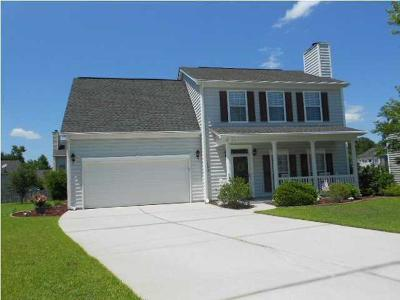 Summerville Single Family Home For Sale: 102 Brandy Court