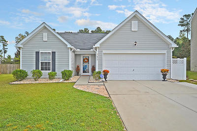 Goose Creek Single Family Home For Sale: 531 Brick Barn Ln