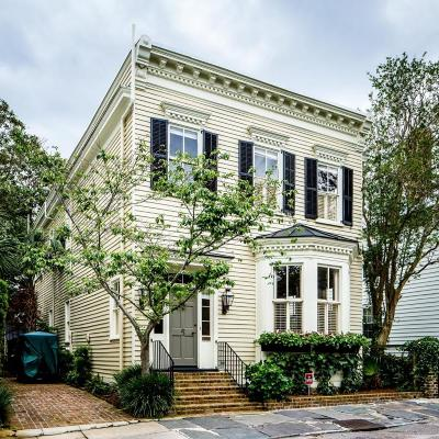 Charleston SC Single Family Home For Sale: $2,375,000