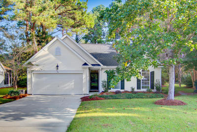 Mount Pleasant Single Family Home For Sale: 208 Mossy Oak Way