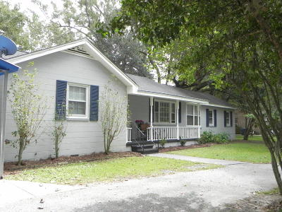 Charleston Single Family Home For Sale: 1829 Old Parsonage Road