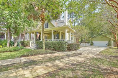 Johns Island Single Family Home For Sale: 4083 E Amy Lane