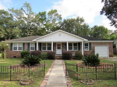 North Charleston Single Family Home For Sale: 4331 Karen Drive