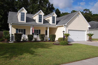 Johns Island Single Family Home For Sale: 2746 August Road