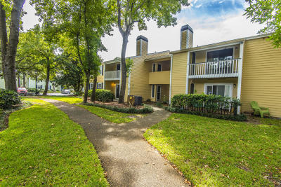 Charleston County Attached For Sale: 1054 Anna Knapp Boulevard #3f