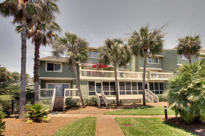 Isle Of Palms Attached For Sale: 6 Mariners Walk #D