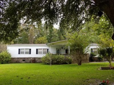 Moncks Corner Single Family Home For Sale: 1434 Ot Wallace Boulevard