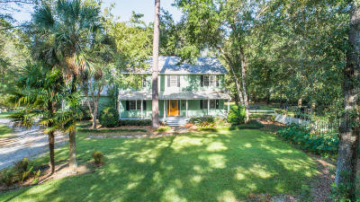 Johns Island Single Family Home For Sale: 1730 Fernhill Drive
