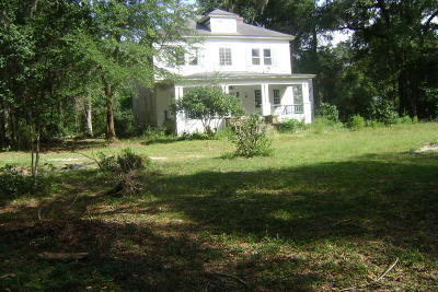 Walterboro Single Family Home For Sale: 1217 Wichman Street