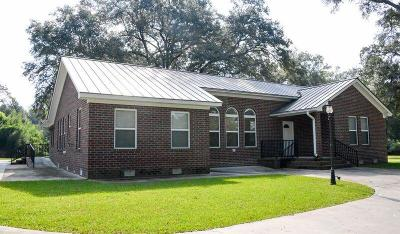Walterboro Single Family Home For Sale: 784 N Jefferies Boulevard