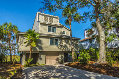 Isle Of Palms Single Family Home For Sale: 30 Marsh Island Lane