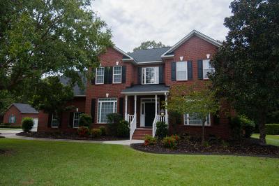 Crowfield Plantation Single Family Home For Sale: 118 Eston Drive