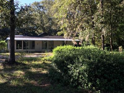Ravenel Single Family Home For Sale: 5975 Glayton Drive
