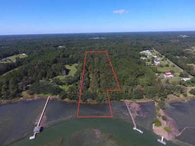 Johns Island Residential Lots & Land For Sale: Legareville Road