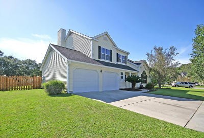 Single Family Home Contingent: 3323 Hearthside Drive