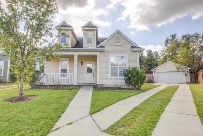Goose Creek Single Family Home Contingent: 108 Crosby Court