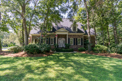 Single Family Home Contingent: 124 Delaney Circle