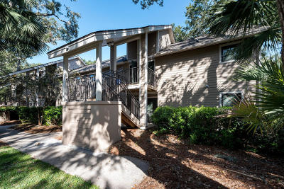 Seabrook Island  Attached For Sale: 112 High Hammock Road