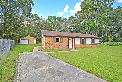 Single Family Home Contingent: 107 Teddy Ct