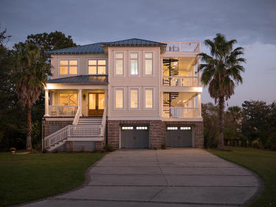 Single Family Home For Sale: 2400 Sandy Point Court