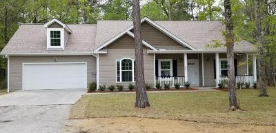 Ravenel Single Family Home For Sale: 5895 Coffee Tree Lane
