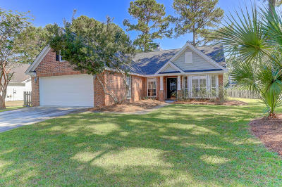 Single Family Home Contingent: 2609 Palmetto Hall Boulevard